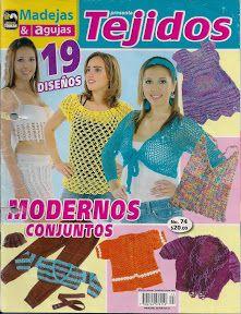 Madejas & Agujas Tejidos 74 - Alejandra Tejedora - Picasa Web Albums
