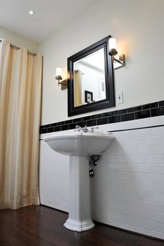 One of our bathroom re-models in Toronto