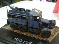 RAF Truck.