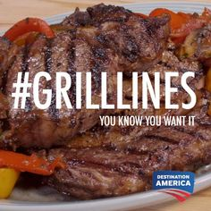 Turn up the heat. Bbq Pitmasters, Bar B Q, Best Steak, Barbecue, Grilling, Beef, Food, Funny, Meat