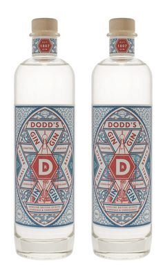 Bottle Dept. / Dodd's Gin