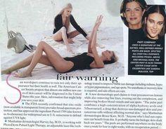 Niki Taylor , Vogue by Pamela Hanson