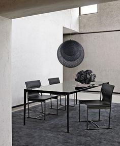 Table: MIRTO INDOOR - Collection: B&B Italia - Design: Antonio Citterio