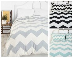 chevron bedding at urban outfitters