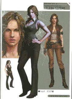 Helena Harper - Resident Evil Wiki - The Resident Evil encyclopedia