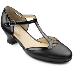 Rumba Extra Wide Shoes - Softly cushioned underfoot - Hotter Shoes