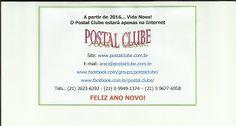 NOVAS LETRAS FLUMINENSES: Notícias Do Postal Clube * Antonio Cabral Filho - ...