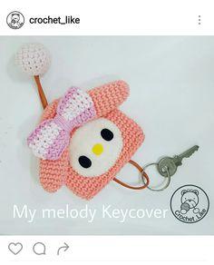 Melody keycover