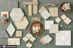 No matter what you choose it is sure to be a winner! from Walker Zanger Mood: Traditional Moroccan Featuring our Andalucia, Tuileries and Ceramica Alhambra collections. Walker Zanger, Old Port, Moroccan Decor, Andalucia, Like4like, Neutral, Design Inspiration, Shapes, Traditional
