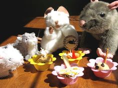 If You Give a Mouse a Cookie muffin tin meal