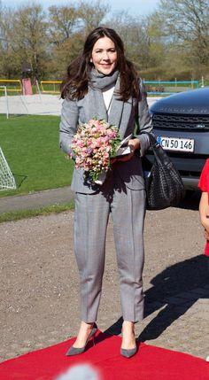 Crown Princess Mary, Mary Donaldson, Denmark Fashion, Prince Frederick, Princess Marie Of Denmark, Queen Margrethe Ii, Danish Royalty, World Population, Danish Royal Family