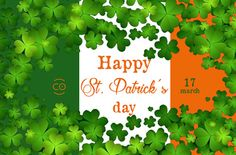 Happy St.Patrick's Day Feliz San Patricio
