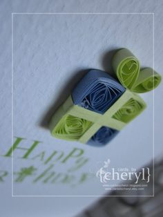 quilling birthday gift - Google Search