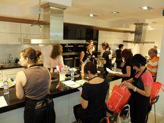 Taller de cocina anticáncer con Odile Fernández