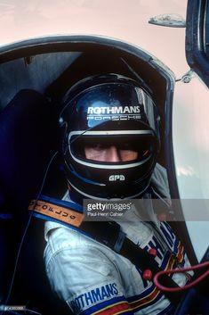 News Photo : Jacky Ickx, Porsche 24 Hours of Le Mans, Le. Derek Bell, Porsche Motorsport, Races Style, Racing Helmets, F1 Drivers, Porsche Cars, Car And Driver, Courses, Fast Cars