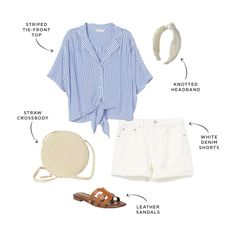 5 Mom-Approved Ways to Style Shorts for Spring and Summer Mom Outfits, Simple Outfits, Short Outfits, Spring Outfits, Summer Outfits For Moms, Fashion Outfits, Everyday Outfits, Spring Shorts, Jeans Outfit Summer