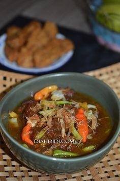 Diah Didi's Kitchen: Tongseng Sapi Tanpa Santan