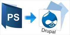 PSD to Drupal platform
