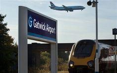 Gatwick Airport Railway Station (GTW) in Gatwick, Surrey