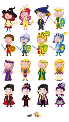 Planet Fantasy (available on the App Store) is an app for children set in eight…