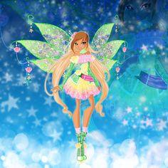 Winx Club Flora Honix by Bloom2 on deviantART