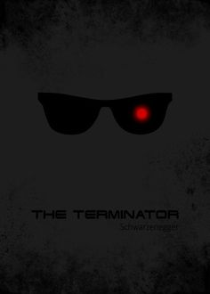 Terminator - minimal movie poster  Terminator - minimal movie poster Gallery quality print on thick 45cm / 32cm metal plate. Each Displate print verified by the Production Master. Signature and hologram added to the back of each plate for added authenticity & collectors value. Magnetic mounting system included.  EUR 44.00  Meer informatie