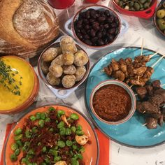 Omar Allibhoy's Spanish tapas treats