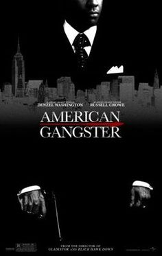 American Gangster (2007) movie #poster, #tshirt, #mousepad, #movieposters2