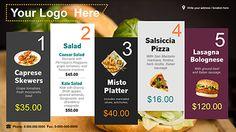 DSMenu is a cloud based digital menu board design application for restaurant business.