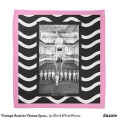 Find classic Vintage bandanas and handkerchiefs on Zazzle. Spanish Riding School, Vintage Bandana, Kerchief, Bandanas, Vienna, Austria, Vintage Photos, Classic, Derby