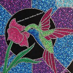 Progress is being made! Dot Art Painting, Rock Painting Designs, Mandala Painting, Painting Patterns, Fabric Painting, Mandala Dots, Mandala Canvas, Kunst Der Aborigines, Mandela Art