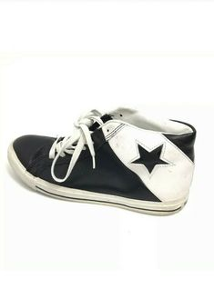 616817c7211199 Converse One Star Mid Top Shoes