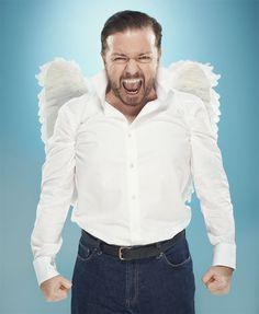 Ricky Gervais' Nine Commandments of Being Nice   ShortList Magazine