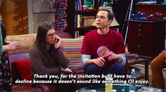sheldon cooper quotes - Google Search