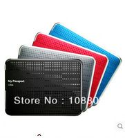 "WD Elements USB 3.0 Hard Drive 2.5"" Portable External Hard Drive Mobile Hard Disk 2TB HDD Free Shipping!"