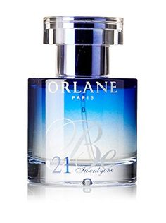 Orlane Paris edp   Be 21 features top notes of peach, cardamom, cinnamon; middle notes of pistachio flower, ylang-ylang and woody iris; and base notes of cashmere wood, heliotrope, vanilla, mysore sandalwood and tonka beans.