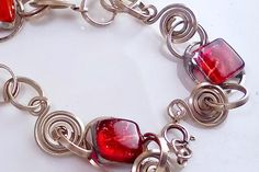 Shine Up Your Red by Vikki Pike on Etsy Thanks for your fabulous collection!!:) Daniela