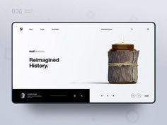 Great web design layout by Shaban Iddrisu Minimal Web Design, Simple Web Design, Creative Web Design, Web Ui Design, Best Web Design, Web Design Company, Design Design, Flat Design, Logo Design