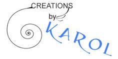 creations by karol logo...
