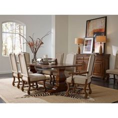 Cotswold Formal Dining Room Group By Sarah Randolph J At Virginia Furniture  Market | For The New House | Pinterest | Formal Dining Rooms, Room And  Furniture ...
