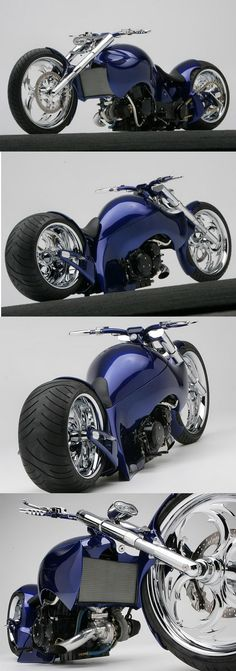 Ransom Motorcycles custom!