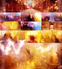 Harry Potter fireworks