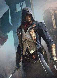 Assassin's Creed: Unity Arno Dorian