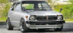 Honda CVCC with k20 drop