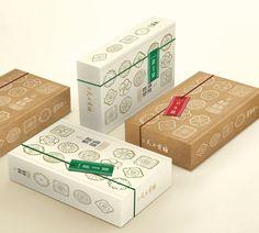 Chinese Cake Packaging