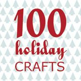 LOTS of fun Holiday Crafts - guess I should get started