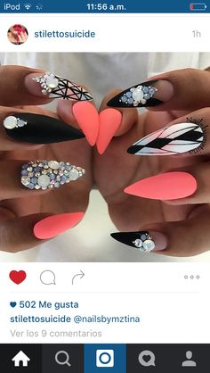 So in love with these nails