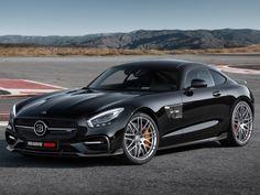 Brabus-Power im AMG GT