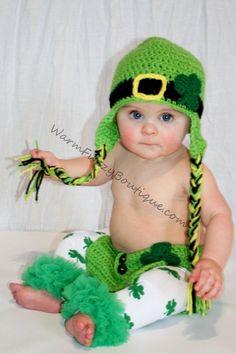 Leprechaun Shamrock Hat For 2014 Halloween