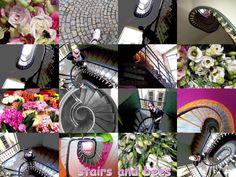 stairs & bees, europe 2015 ~ keri bowers
